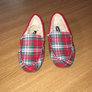 NWOT Lands' End Slippers